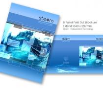 Steorn - 6 Panel Brochure